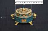 Tibetan Incense Burner