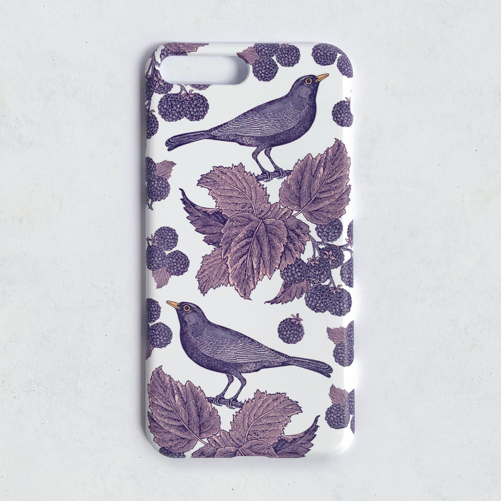 Blackbird & Bramble Phone Case