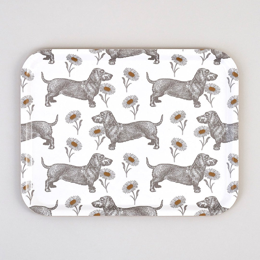 Dog & Daisy Large Tray