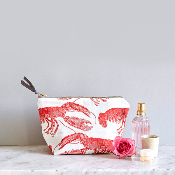 Lobster Cosmetic Bag