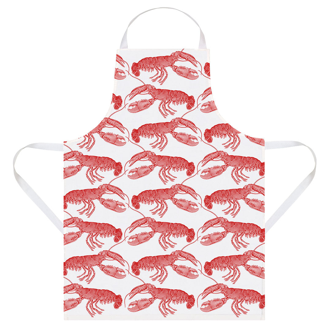 Red Lobster Apron By Thornback Amp Peel