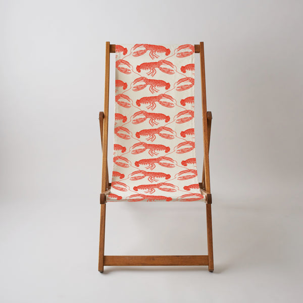 Lobster Deckchair