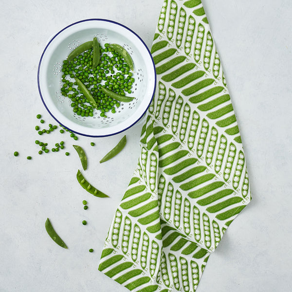 Pea Pod Tea Towel