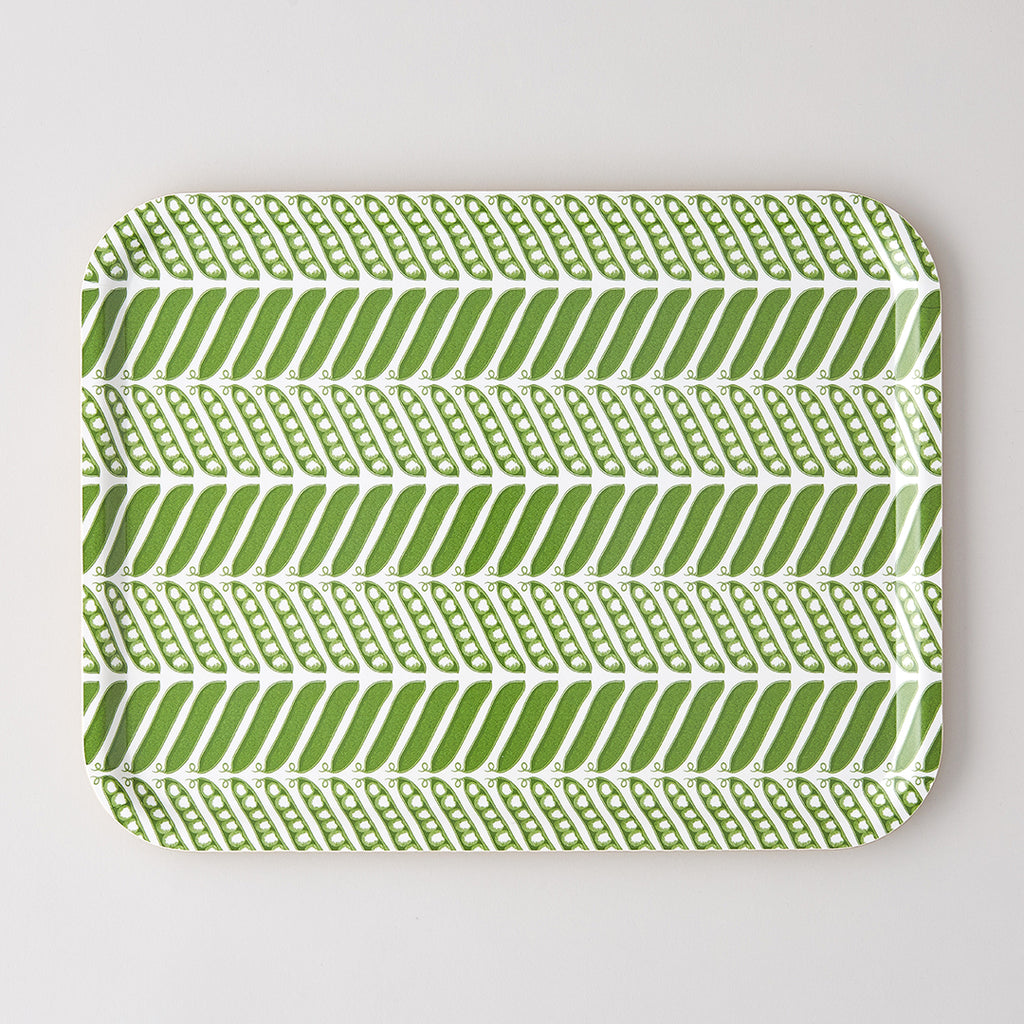 Pea Pod Large Tray