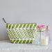 Pea Pod Cosmetic Bag