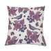 Blackbird & Bramble Cushion on Oyster