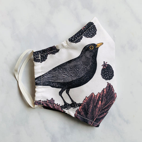 Blackbird & Bramble Face Mask
