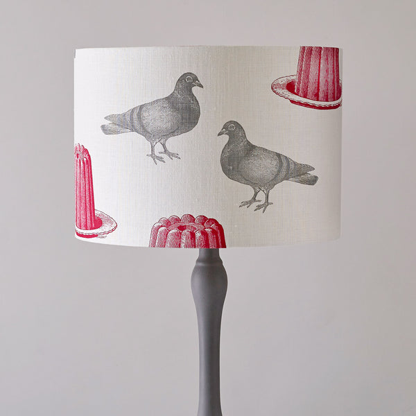 Pigeon & Jelly Floor Lampshade