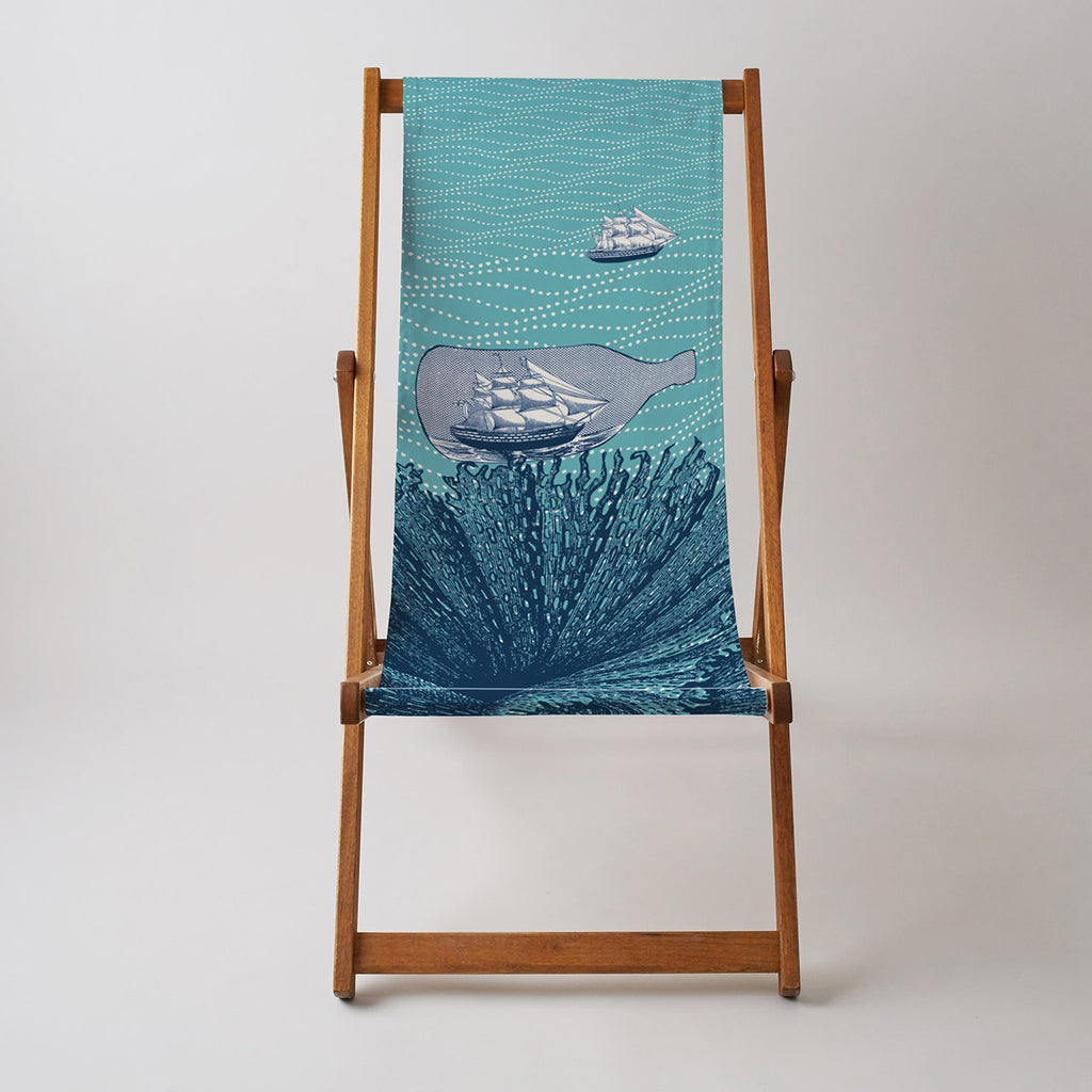 Ship In A Bottle Deckchair