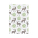 Stag & Mistletoe Tea Towel