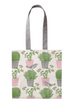 Cactus & Bird Tote Bag