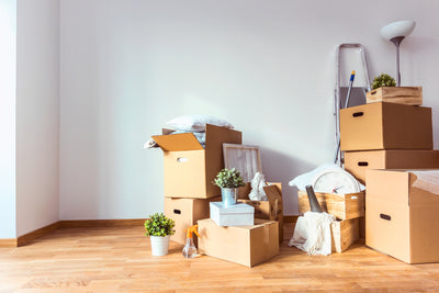 Moving Home? 5 Steps to help you achieve your Dream Space on a budget.