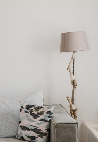 collectiviste lighting guide - natural materials for lamps and home decoration