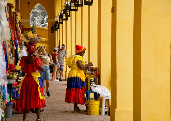 collectiviste colombia travel diary cartagena culture