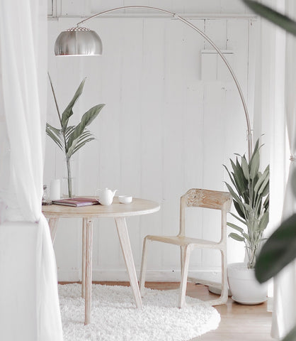 restorative and calm interiors