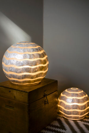 Mares Globe Lamp (Available in 2 sizes)