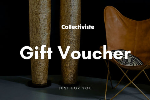 collectiviste lighting gift voucher