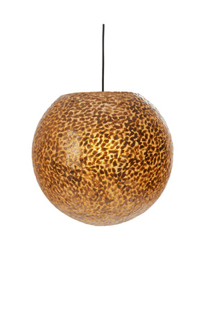 Callisto Gold Ceiling Sphere (Available in 3 sizes)
