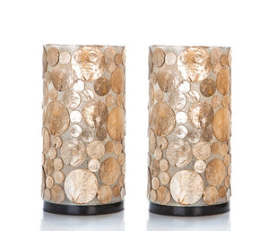 Midas Table Lamps 30cm (Pair)