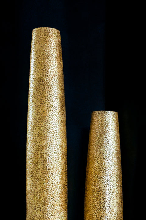 Callisto tall gold floor lamps by Collectiviste (OFF)