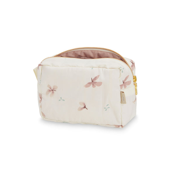 Make-Up Tasche - OCS Windflower Creme