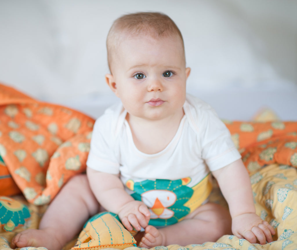 my lion onesie, organic cotton clothing, mirasa design