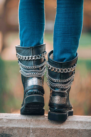 One big essential: Freedom Boots