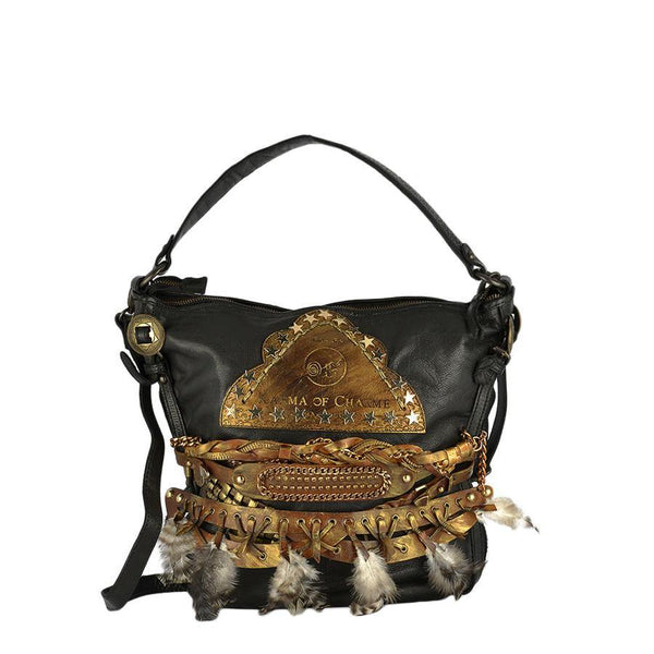 Django Bag STAR - Black - Karma of Charme