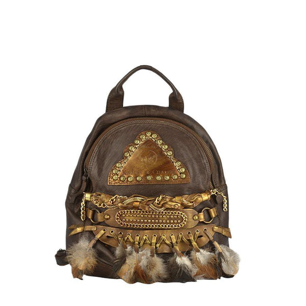 Django Backpack - Testa di Moro - Karma of Charme