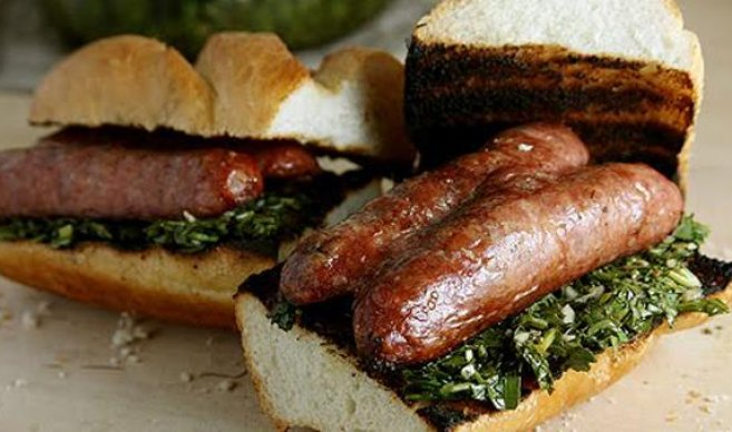 Choripan, the ultimate Argentine street food