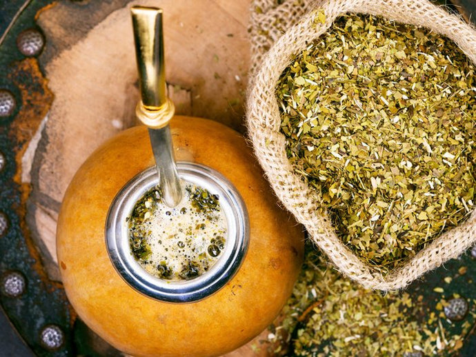 Yerba Mate, our 'super-food' drink