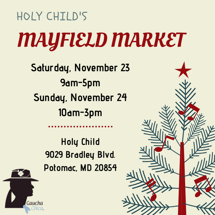 MAYFIELD MARKET NOVEMBER 23-24
