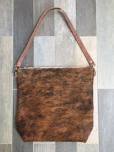 Plaza Square Hide Tote