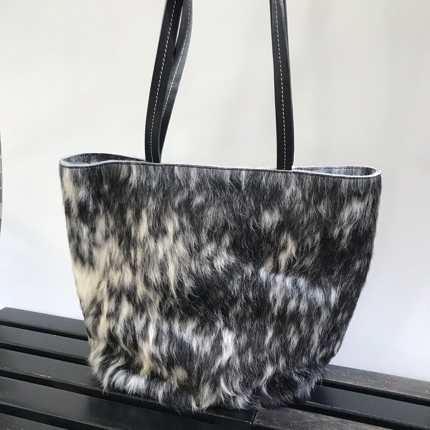Mora Shopper Hide Tote