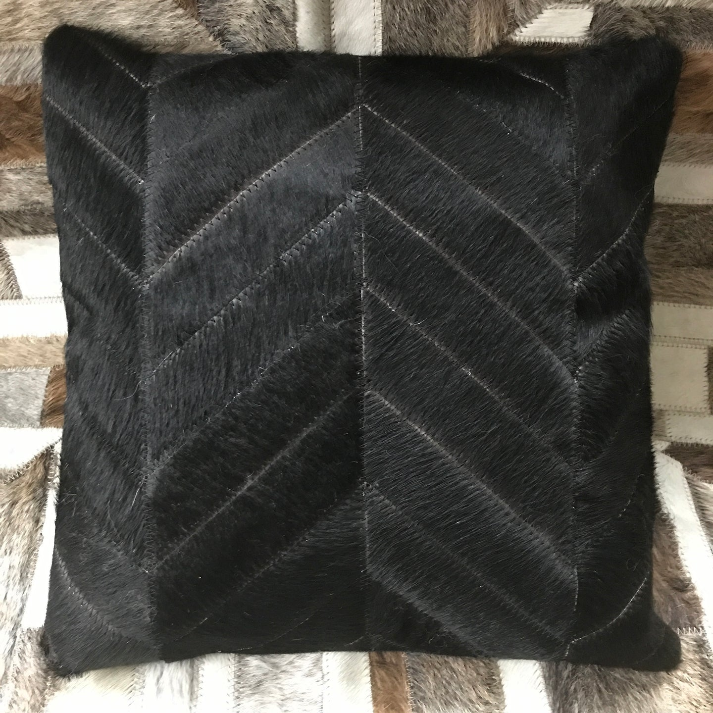 Calma Chevron Pillow Cover