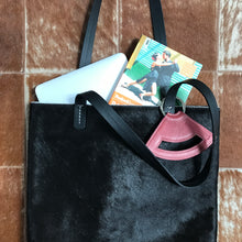 Marta Natural Hide Tote