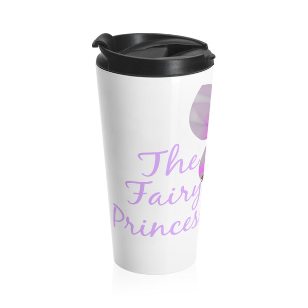 Fairy Princess Stainless Steel Travel Mug