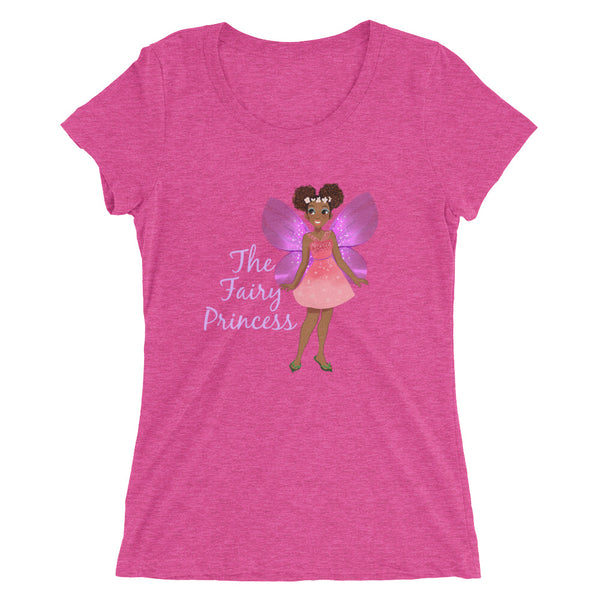 Fairy Princess Ladies' short sleeve t-shirt