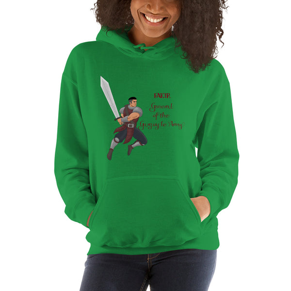 Fakir Hooded Sweatshirt