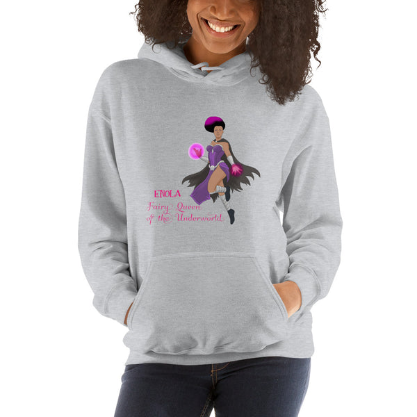Enola Hooded Sweatshirt