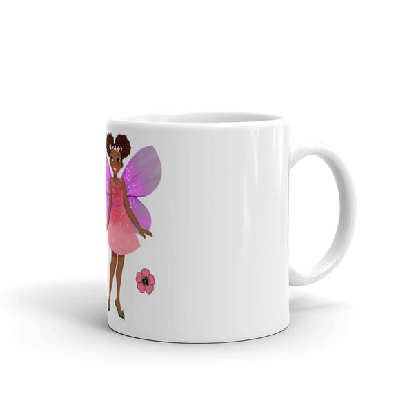 Black Fairy Magic Mug - The Fairy Princess Store