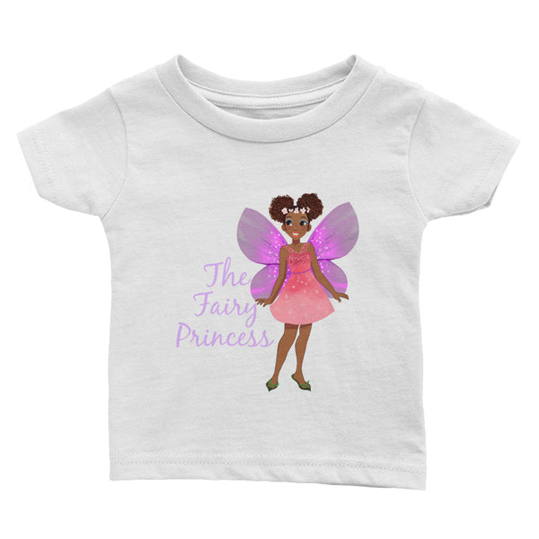 Fairy Princess Infant Tee - The Fairy Princess Store