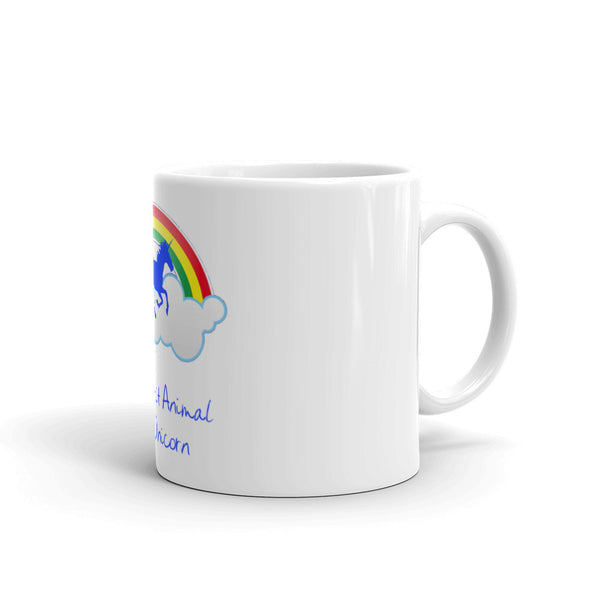 My Spirit Animal is a Unicorn Mug - The Fairy Princess Store