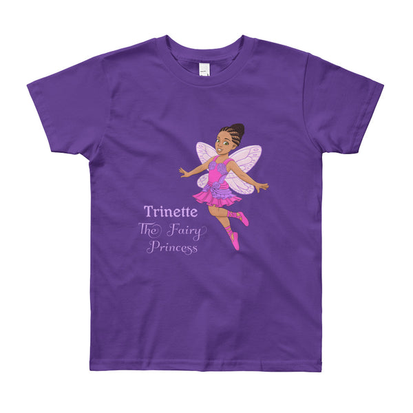 Trinette Youth Short Sleeve T-Shirt