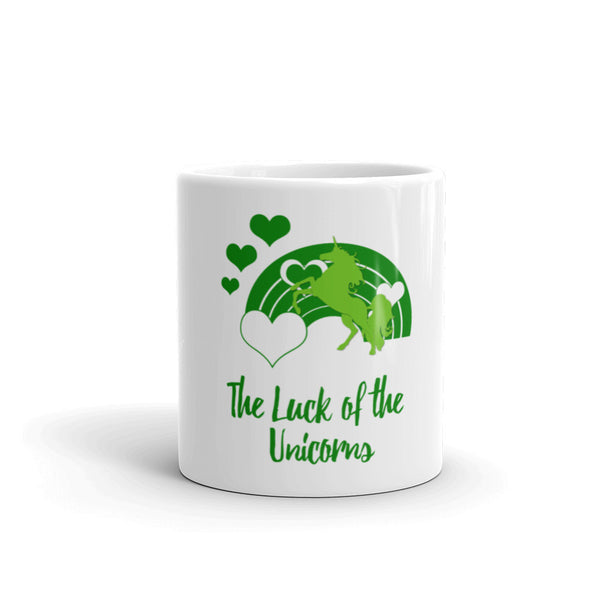 The Luck of the Unicorns Mug - The Fairy Princess Store