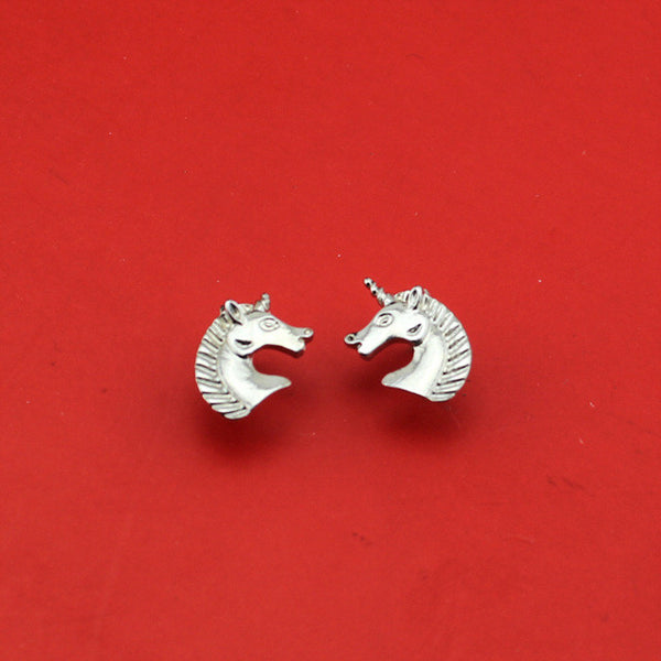 Unicorn Stud Earrings - The Fairy Princess Store