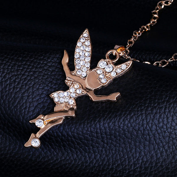 Fairy Pendant Necklace - The Fairy Princess Store