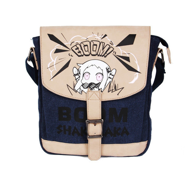 Fairy Tail Messenger Bags