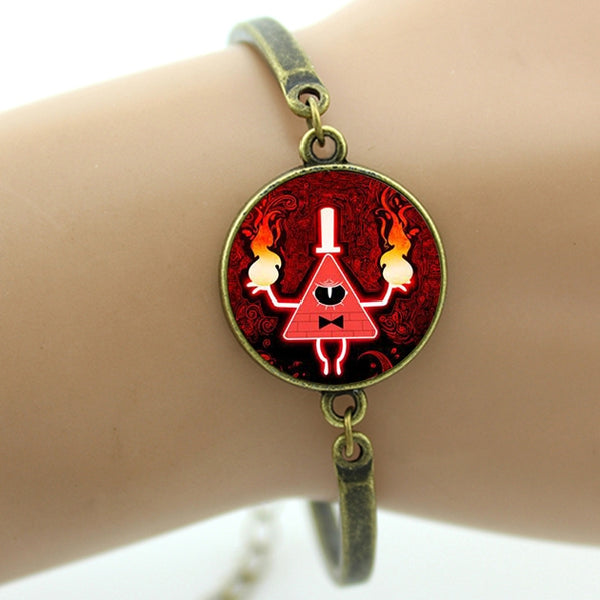 Fairy Tail Guild and Gravity Falls Bracelets