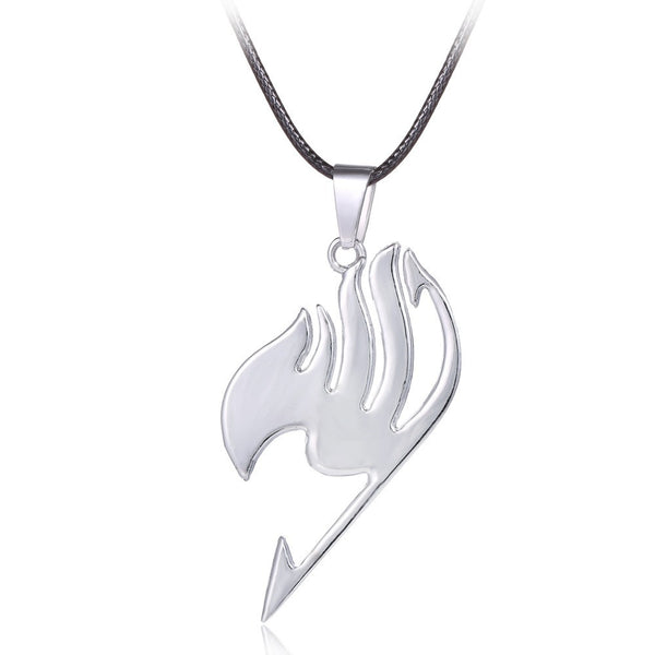 Fairy Tail Logo Metal Necklace - The Fairy Princess Store